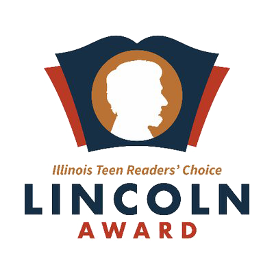 Image result for Lincoln Award: Illinois Teen Readers' Choice Award
